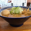 中華そば 琴の - 料理写真:味噌中華800円+味玉100円