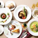 Grand Café - 2020春「ディナーコース」