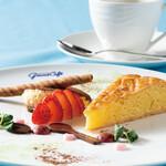 Grand Café - 2020春「ランチコース」(デザート)