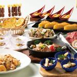 Grand Café - 2020春「大皿ディナー」