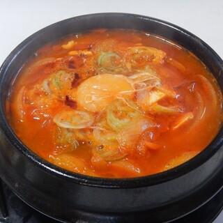 韓国食堂シムトー