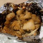 127068427 - 鶏肉ホイル焼き