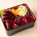 寿司ダイニング 福円 - 料理写真:南マグロの上鉄火重