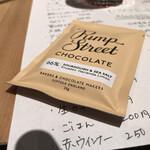 127069159 - パンプストリートベーカリーチョコレート サワードゥ&シーソルト。他に何種類かあったけど、とにかくこれがダントツで美味かったです。