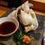 鮨 ひでぞう - 料理写真:とらふぐアラ焼き