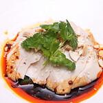 真龍 - 料理写真:よだれ鶏