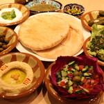 ミシュミシュ - 中東のメゼは美味しいものばかりです!