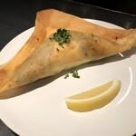 ミシュミシュ - チュニジア料理「ブリック」