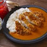 Darjeeling Spice - カツカレー(ヨーロピアン)