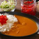 Darjeeling Spice - カレーライス(ヨーロピアン)