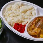Darjeeling Spice - カレー弁当