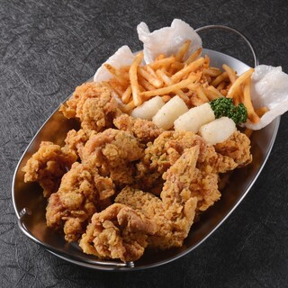 ★今日はどの味にする?美味い韓国チキンここにあり♪