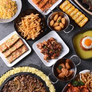 ★2月9日NEWOPEN!韓国チキンと本場韓国料理を堪能♪