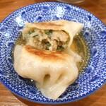 縁China - もっちりチャオズ餃子(肉汁たっぷりです)