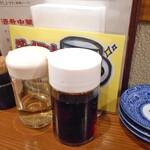 縁China - 卓上に常備された調味料類