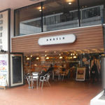 アンジェロ ベーカリー&カフェ 森永 - 田町駅西口駅前