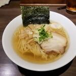 拉麺5510 - 魚 しろたまり