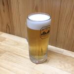 杣小屋 - ドリンク写真:生ビール