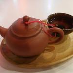 古都台南担々麺 - 烏龍茶