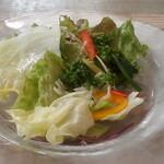 トラットリア サンマルノ - 料理写真:サラダ