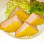 まる菜 - ミルフィーユハムカツ