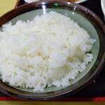 中華 たむら - 【2020.3.9(月)】みそ焼きセット(並盛)1,100円の半ライス