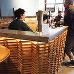 BERTH COFFEE - Hostel のレセプション
