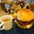 本みやけ - 料理写真:ホンミヤケバーガー