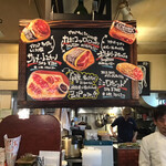 お肉とワイン 関内ビストロ ZIP - 店内