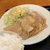 藤家大衆割烹 - 料理写真:生姜焼き