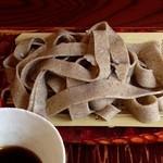 そばきり 萬屋町 助六 - 円空なた切り蕎麦