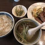 127112730 - 牛タン焼定食(ランチ)