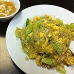 上海厨房 - 角煮レタスチャーハン