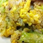 上海厨房 - 角煮レタスチャーハンアップ