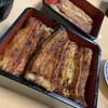 うなぎ たかだ - 料理写真:うな重松 4580円