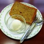 Cafe茶々 - 料理写真: