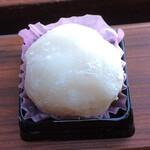 127125719 - いちご大福の餡は白インゲン