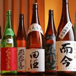 はれ晴れ - プレミアムな人気の日本酒も常時入荷!