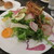クーリ - 料理写真:サラダ