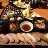 海鮮居酒屋 海老蔵 - 料理写真:寿司上御膳 (税込2138円)