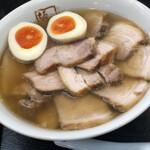 喜多方 坂内 ラーメン - チャーシュー麺