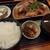 ふくの鳥 - 料理写真:ひな鶏唐揚げ定食