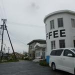 12714393 - 2012.04 河和口の駅前にある喫茶店です。