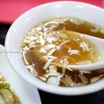 鳳華 - サービススープ