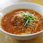 まる担 おがわ - 料理写真:担担麺