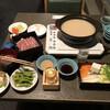 鍋一 - 料理写真:しゃぶしゃぶ食べ放題お得プラン、越乃雪蔵