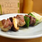 渋谷 森本 - 相鴨は食べごたえ十分!肉質も◎