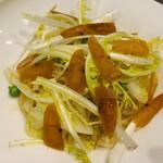 ダ フラーチェ - 春野菜とカラスミのスパゲッティ
