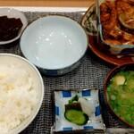127145618 - あら炊き定食(658円+税)