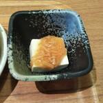 127146365 - セットのなめたけ豆腐
